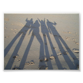 Shadows On Sand (Return) Poster