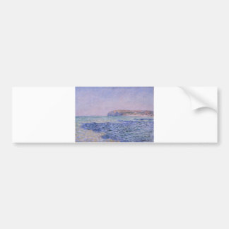 Shadows on the Sea at Pourville (1882) Car Bumper Sticker