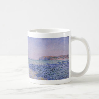Shadows on the Sea at Pourville (1882) Coffee Mug