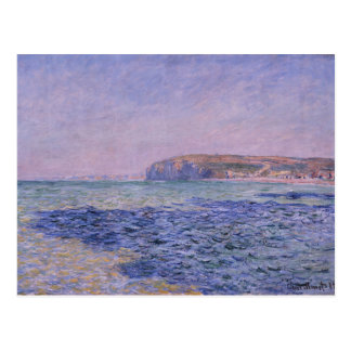 Shadows on the Sea. The Cliffs at Pourville Postcard