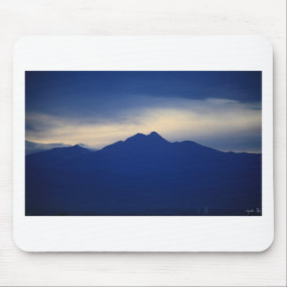 SHADOWS OVER SUGAR MILL MOUSE PAD
