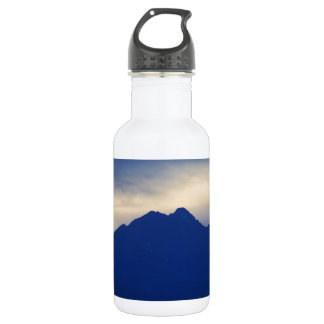 SHADOWS OVER SUGAR MILL STAINLESS STEEL WATER BOTTLE