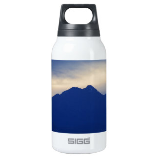 SHADOWS OVER SUGAR MILL THERMOS WATER BOTTLE
