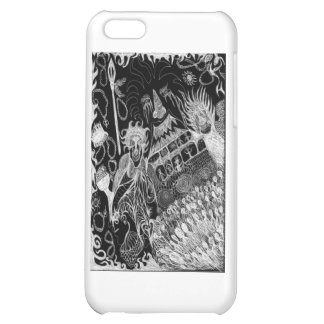 Shadows' Revelry Inverted Case For iPhone 5C