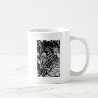 Shadows' Revelry Inverted Mug