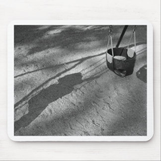 Shadows Tell The Story Mouse Pad