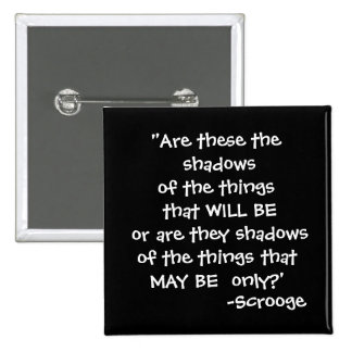 Shadows -The Scrooge Collection Button