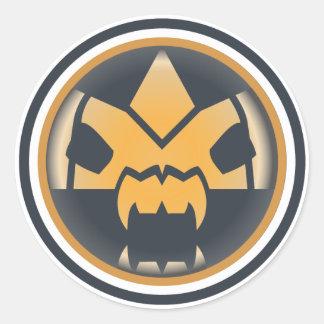 Shadowskulls - sticker