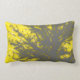 Shadowy Tree 3 lumbar Lumbar Pillow