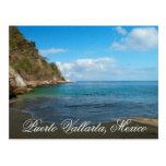 Shady Beach Runaway; Puerto Vallarta, Mexico Postcard