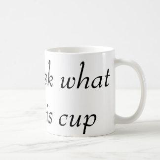 shady coffee mug