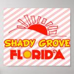 Shady Grove, Florida Print