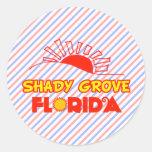 Shady Grove, Florida Sticker