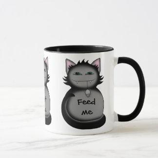 Shady kitty cat mug