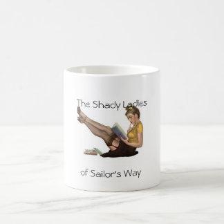 Shady Lady Book Club Mug