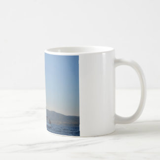 Shady Lady In The Early Morning Coffee Mugs