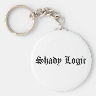 Shady Logic Keychain 2