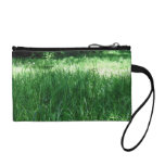 Shady Meadow on a sunny day Change Purse