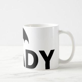 Shady Classic White Coffee Mug