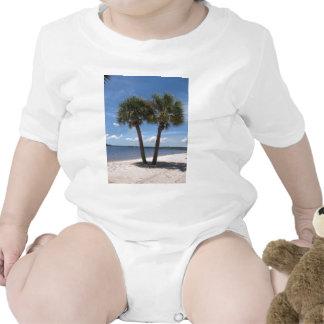 Shady Oasis #2 Baby Bodysuits