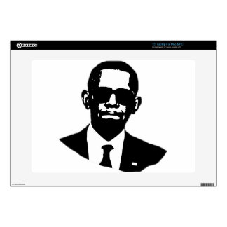 "Shady Obama 15"" Laptop Skins"