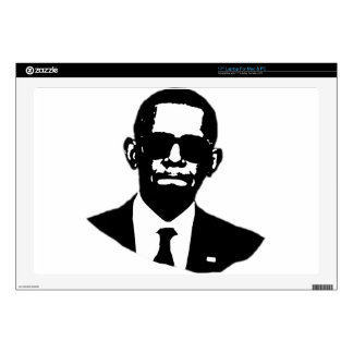 Shady Obama Skin For Laptop