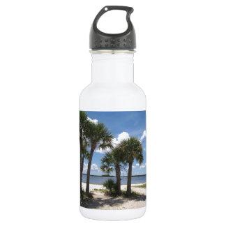 Shady Palms 18oz Water Bottle