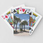 Shady Palms Playing Cards