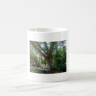 Shady Place to Relax Coffee Mug
