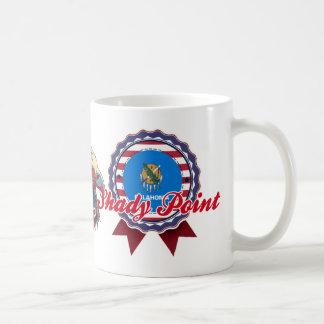 Shady Point OK Mugs