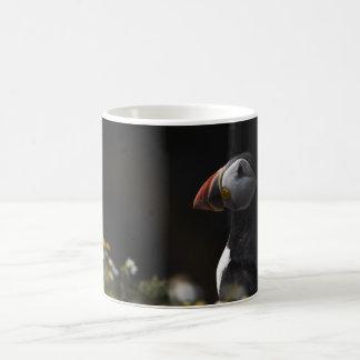Shady Puffin Mug