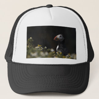 Shady Puffin Trucker Hat