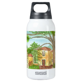 Shady Retreat Insulated Water Bottle