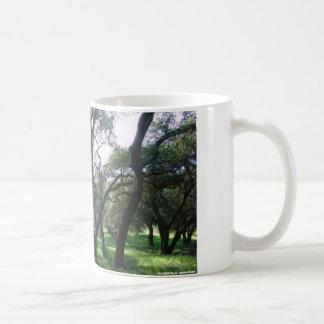 Shady Retreat Classic White Coffee Mug
