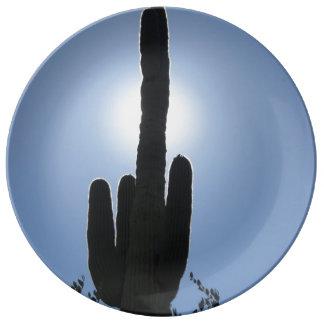 Shady Saguaro Plate