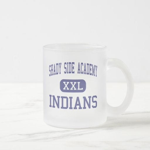 Shady Side Academy Indians Middle Pittsburgh Mugs