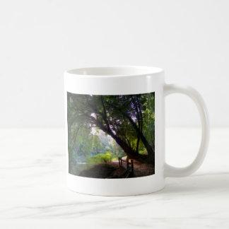 Shady Stream Coffee Mug