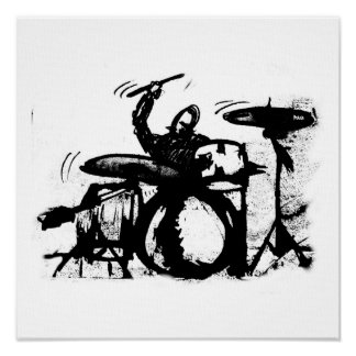 shady to drumer poster