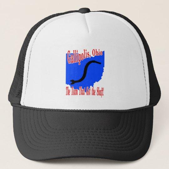 Shaft Trucker Hat