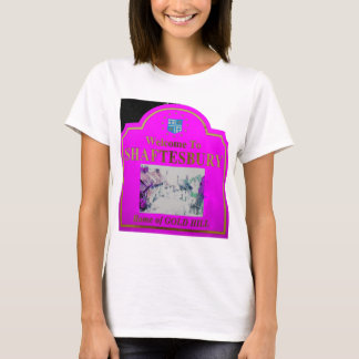 Shaftesbury Pink T-Shirt