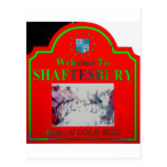 Shaftesbury Red Green Post Card