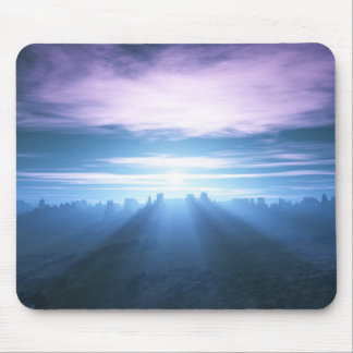 Shafts of Sunlight Mouse Pad