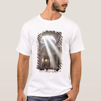Shafts of sunlight pour through the windows T-Shirt