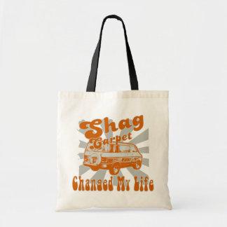 Shag Carpet Swat Meet Bag