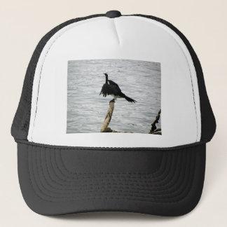 Shag Drying Wings Trucker Hat