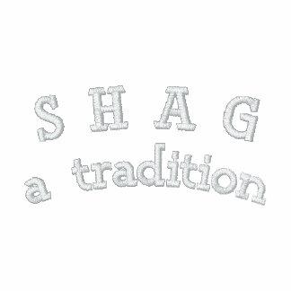 SHAG Golf Shirts / Polo Shirts SHAG 'a tradition'