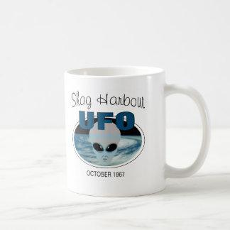 Shag Harbour Nova Scotia Classic White Coffee Mug