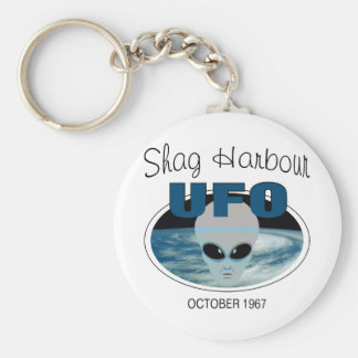 Shag Harbour Nova Scotia Keychain