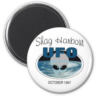 Shag Harbour Nova Scotia 2 Inch Round Magnet