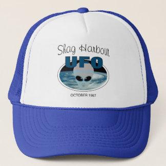 Shag Harbour Nova Scotia Trucker Hat
